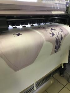 печать на ткани в спб