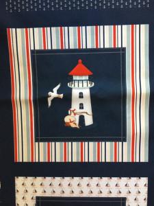 печать на ткани - дизайнерское покрывало