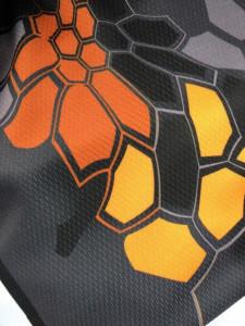 печать пейнтбольной формы на ткани ложная сетка