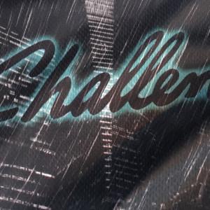печать футболки из ткани ложная сетка