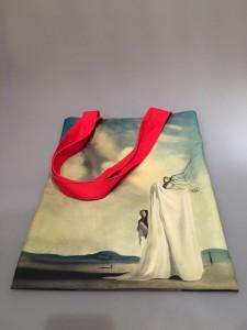 Яркая промо сумка с любым принтом и подкладкой