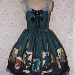Печать на ткани габардин для пошива платья
