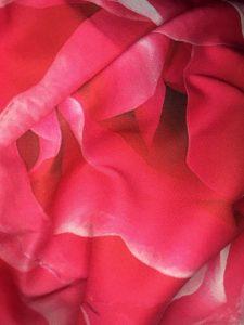 Печать на ткани Шелк Армани